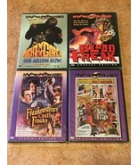 5 NEW Something Weird Films! 5 DVD Lot: Mighty Gorga, Blood Freak, Castl... - $39.99