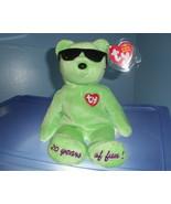 Summertime Fun (Green - Atlanta) TY Beanie Baby... - $3.99