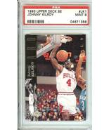 1993 upper deck michael jordan johnny kilroy rookie chicago bulls psa 9 ... - $129.00