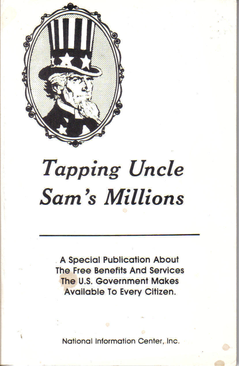 Tapping uncle sam s millions