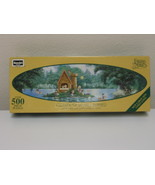 Precious Moments Grandpa's Island Summer Jigsaw Puzzle NEW - $20.00