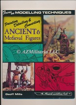 Painting Detailing & Converting Ancient & Medieval Figures Book 11 - $13.75