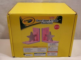 Crayola Once A Upon A Time Bookends New In Box - $17.28