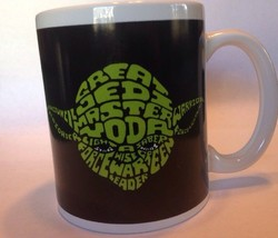 Starwars Fans! Star Wars Collectible Yoda Darth Vader Double Side Cup Co... - $12.19