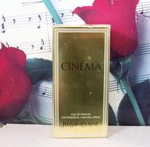 Yves Saint Laurent Cinema EDP Spray 1.6 FL. OZ. NWB - $149.99