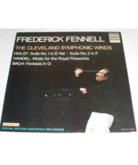 Frederick Fennell - Cleveland Winds - Special Edition - LP  - $13.50