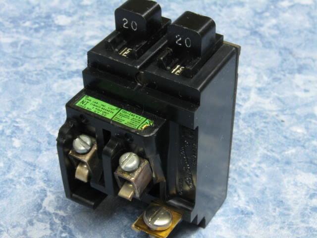 pushmatic p twin  amp duplex breaker space saver circuit breakers fuse boxes