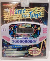 HTF Vintage 1997 Sealed Tiger Name That Tune Handheld Electronic Game Hasbro  - £26.17 GBP