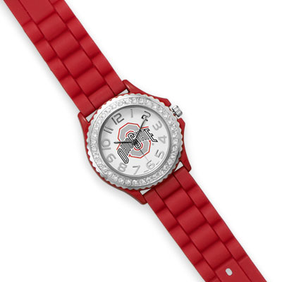 Primary image for Collegiate Licensed Ohio State University Women's Fashion Watch