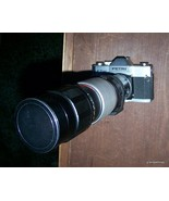 Vintage Petri FT EE Camera, with f 80 200mm Lens  - $165.00