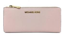 Michael Kors Jet Set Large Three Quarter Zip Around Saffiano Leather Wal... - £95.48 GBP