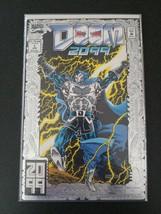 Doom 2099 #1 silver foil cover Marvel Comics - $5.05