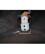 Smore marshmallow snowman  - $5.00