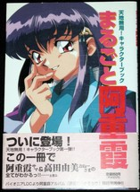 Tenchi Muyo! Ayeka Character Book Dragon Magazine Manga Anime Drawings V... - $9.97