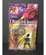 Dragon Heart Brave Knight Bowen With Battering Bola Tripod Action Figure... - $14.98