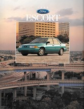 1996 Ford ESCORT sales brochure catalog 96 US LX GT - $6.00