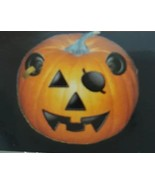 Pirate Halloween Pumpkin Decoration Kit NO CARVING October Fall Craft De... - $9.85