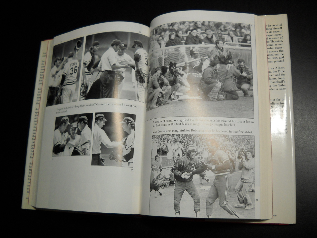 Terry Pluto The Curse of Rocky Colavito First Edition Cleveland Indians Slump