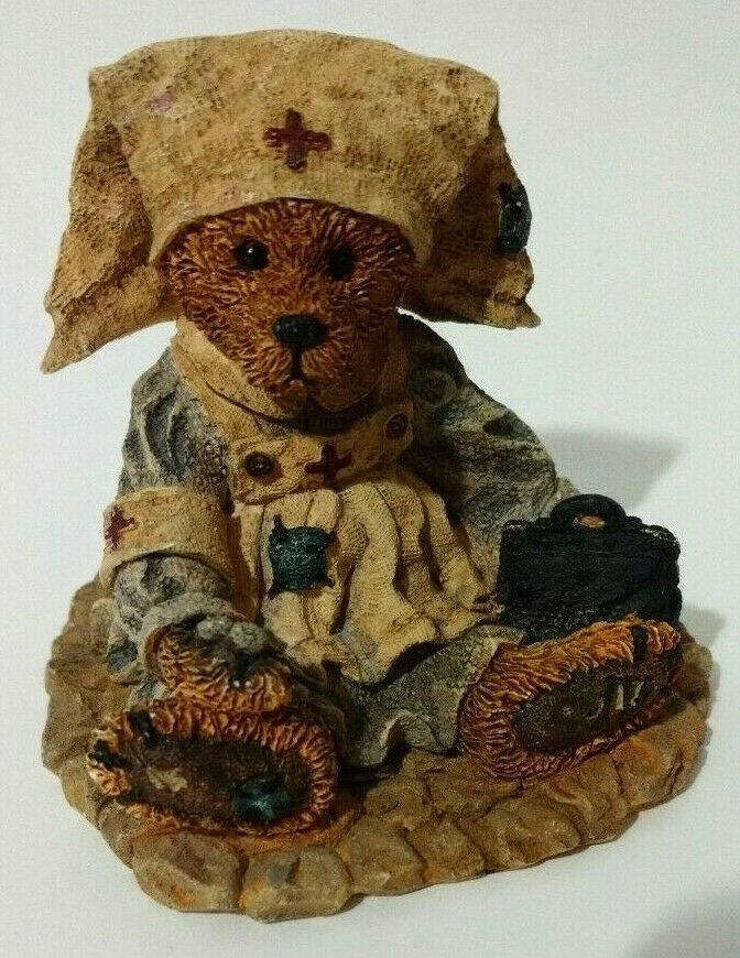 Primary image for Boyds Bears and Friends Clara the Nurse 2231 The Boyds Collection Ltd Vtg 90s