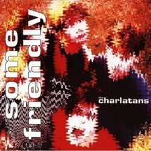 The Charlatans Some Friendly Cd (1995) - $4.99