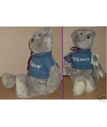 BOYDS Bear Plush joint Bear Dufus doug Old Whit... - $32.00
