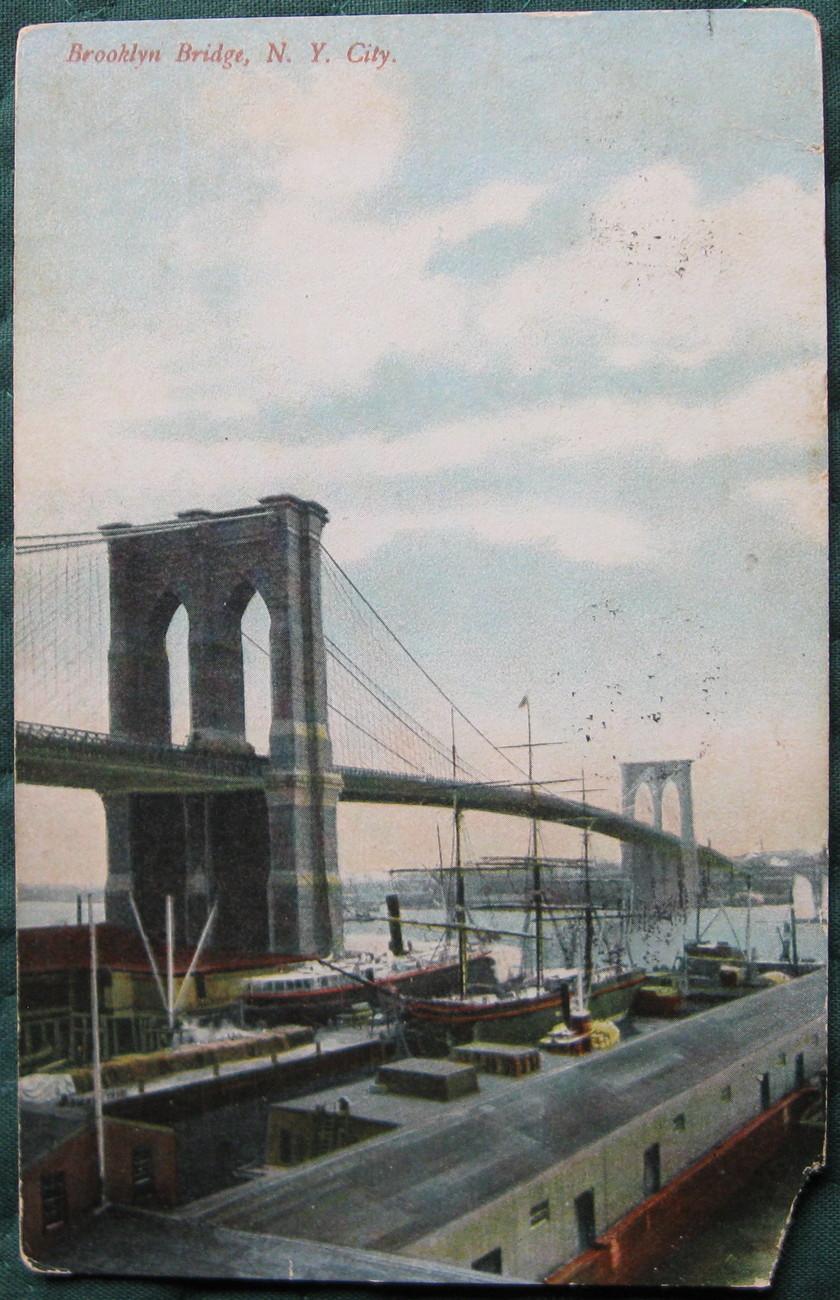 Brooklyn bridge 1 1