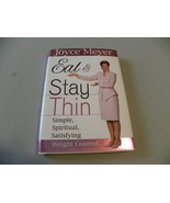 "Joyce Myers ""Eat & Stay Thin"" - $5.00"