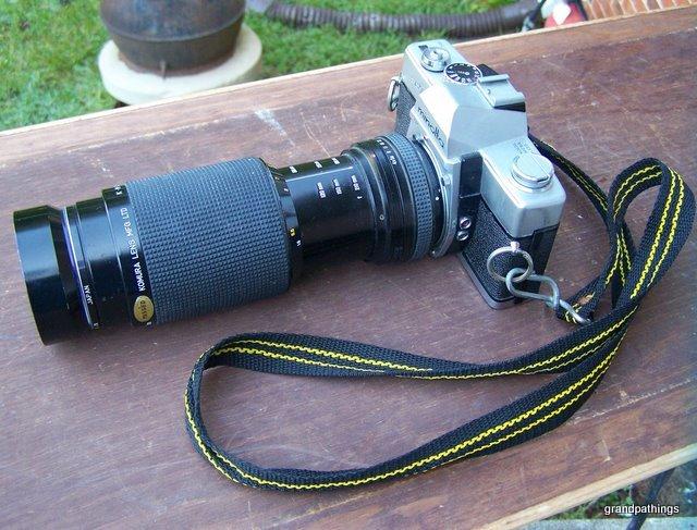 Minolta camera 006