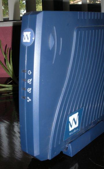 Wildblue Satellite Internet Modem Model SM2000
