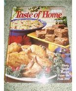 Taste of Home Annual Recipes 2000 - $9.00