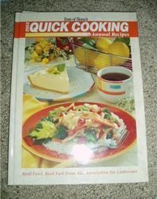 Taste of Home Quick Cooking Annual Recipes 2002