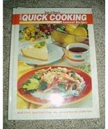 Taste of Home Quick Cooking Annual Recipes 2002 - $9.00