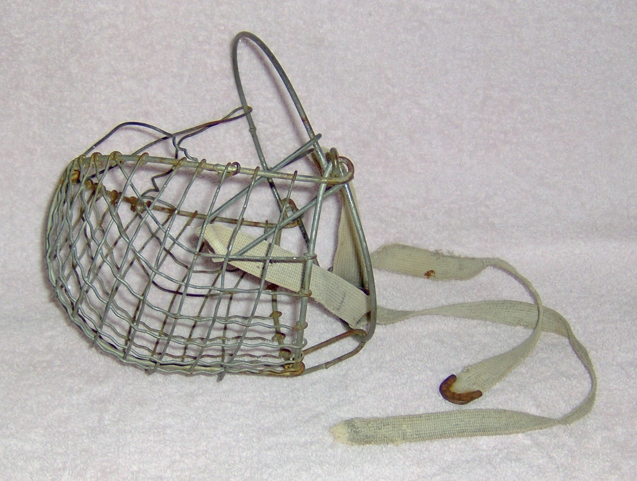 Wire Calf Muzzle Dairy Farm Equipment Vintage and similar items