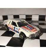 HOT WHEELS T-BIRD #1 CAR MATTEL 1983 Red White & Blue - $6.13