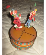 Hallmark music box --clowns - $28.00
