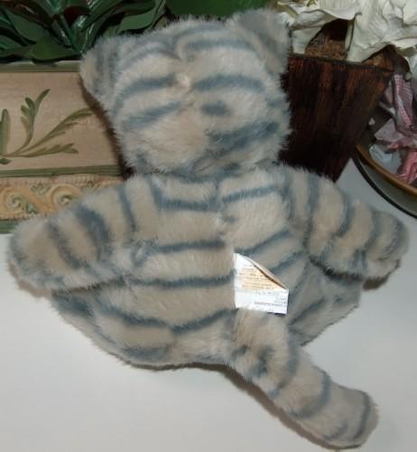 Geppeddo Cuddle Kids Grey Kitten Doll