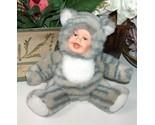 Geppeddo cuddle kid grey striped cat doll thumb155 crop