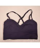 Lululemon Womens Yoga Bra Top XS Purple - $24.75