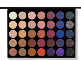 Morphe 35V Stunning Vibes Palette Eyeshadows - $27.95