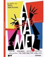 Pedro Almodovar Atame Dvd Antonio Banderas Seal... - $22.00