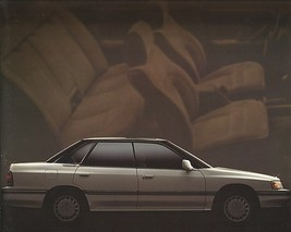 1989/1990 Subaru LEGACY sales brochure catalog US 90 LS 4WD - $8.00