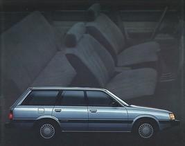 1989/1990 Subaru LOYALE brochure catalog US 90 4WD RS Turbo - $6.00