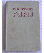 Fix Your Ford 1946 to 1961 Hardcover Automotive... - $4.99