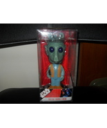 2007 Funko Wacky Wobbler Star Wars Greedo Bobble Head In The - $14.99