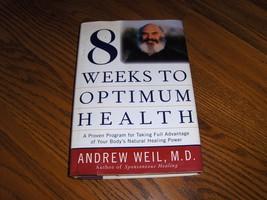 8 Weeks To Optimum Health - $9.99