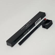 New Authentic Bobbi Brown Lip Pencil Liner Plus Sharpener 34 Red - $22.20