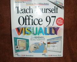 Teach yourself office 97 visually thumb200