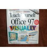 Teach Yourself Office 97 Visually - Maran - $9.60