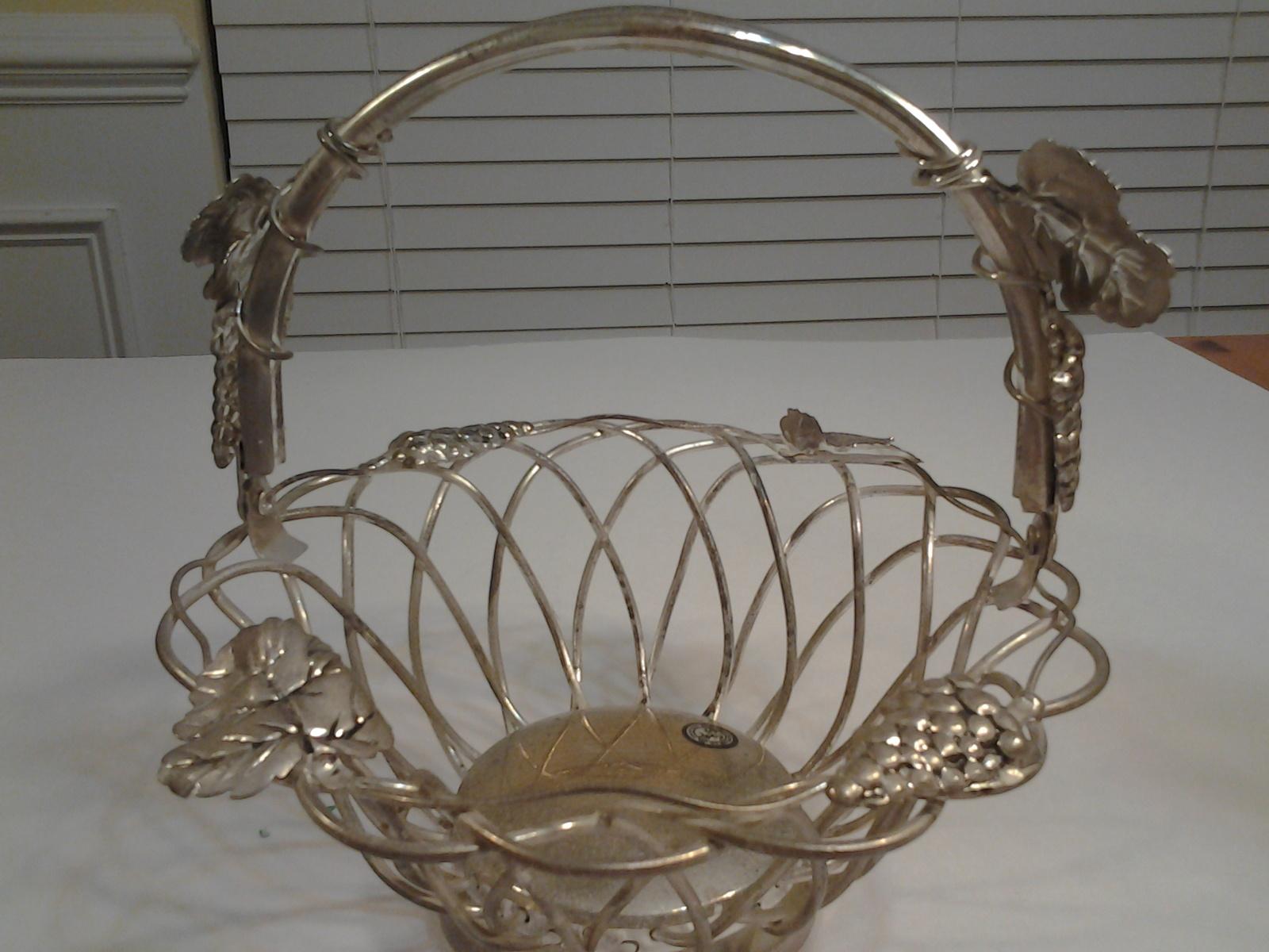 Godinger Silver Art Grape Fruit Basket with and 50 similar items