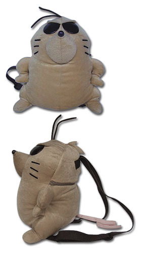 Gurren Lagann: Boota Plush Backpack Brand NEW!